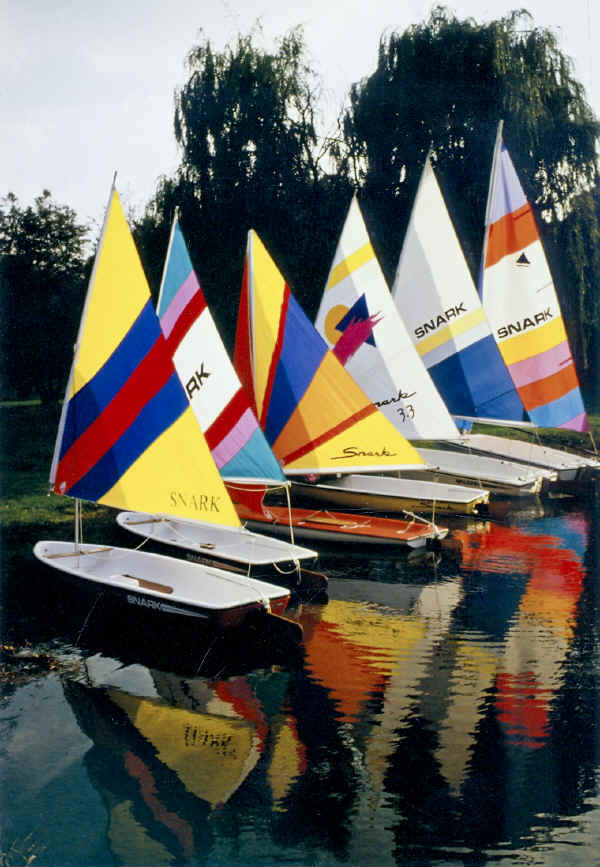 Snark Sailboat Fleet