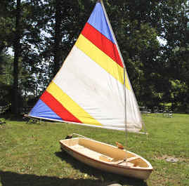 2003 Super Snark Sailboat