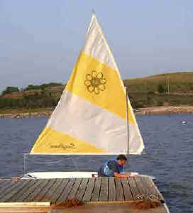 1996 Snark Sunflower Sailboat