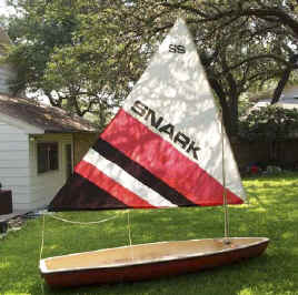 1981 Super Snark Sailboat