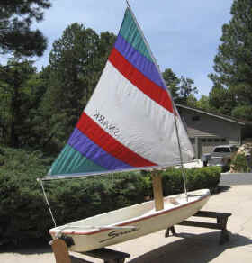 1997 Super Snark Sailboat