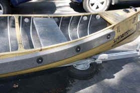 Sportspal Canoe Options and Features