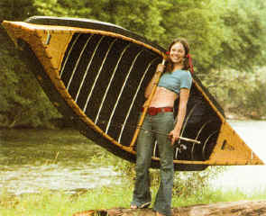 Sportspal Canoes are ultralight