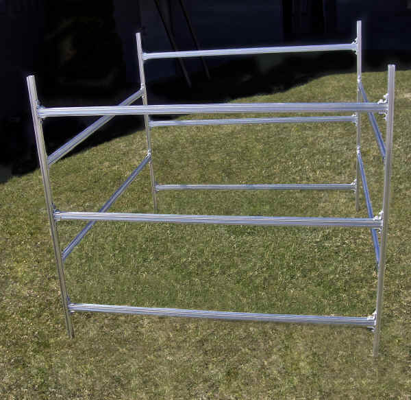 Trailex Rack SUT-3BR Three Boat Storage Rack