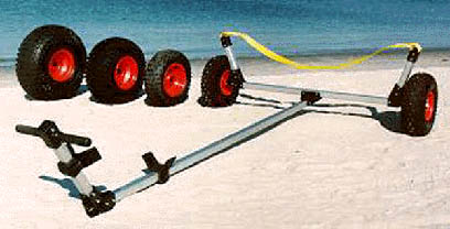 Seitech Dolly with wheel choices
